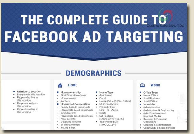 target đối tượng facebook hiệu quả nhất
