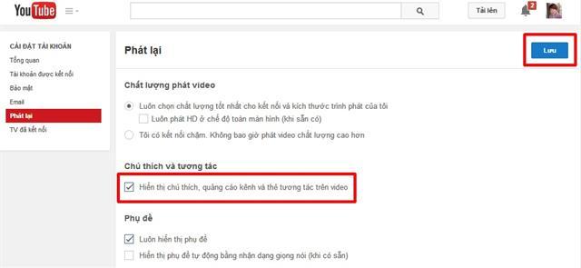 Cách Tắt Quảng Cáo Khi Xem Video Trên Youtube
