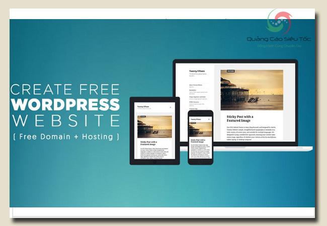 tên miền miễn phí cho website