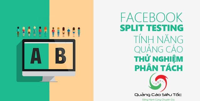 Thử nghiệm khi chạy quảng cáo Facebook