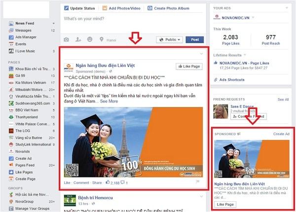 Cách Thanh Toán Quảng Cáo Trên Facebook Ads