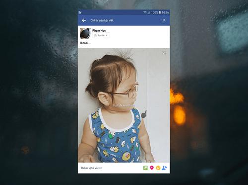 Thay Đổi Ảnh Bài Viết Facebook Mà Vẫn Giữ Được Lượt Like