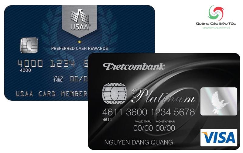 Thẻ tín dụng Visa Credit card