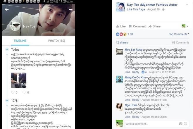 Thị Trường Người Dùng Myanmar Là Đích Đến Của Zalo