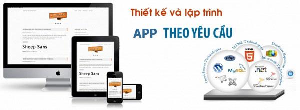 Thiết Kế App Ở Đà Nẵng