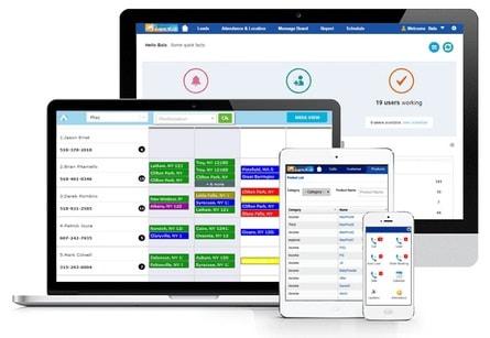Thiết Kế App Quản Lý Khách Hàng