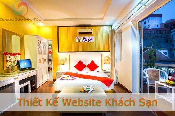 Sử dụng dịch vụ thiết kế web khách sạn ở đâu ?