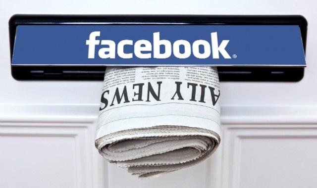 Thói Quen Đọc Báo Trên Facebook Hình Thành Nơi Người Dùng