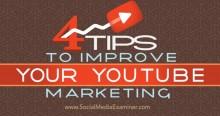 4 Thủ thuật hay cải thiện chiến lược quảng cáo Youtube