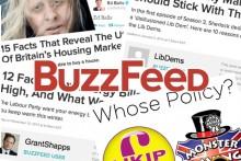 Buzzfeed trên Public Chat của Viber