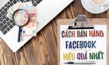 6 Bí Quyết Tăng 120% Doanh Số Bán Hàng Trên Facebook