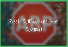 TOP 5 phần mềm chặn quảng cáo trên ANDROID hiệu quả nhất
