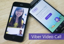 Chức năng Viber Video Call