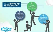 Dịch Vụ Quảng Cáo Skype Phát Triển Ở Thị Trường Việt