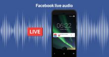 Facebook Live Radio Sắp Được Ra Mắt
