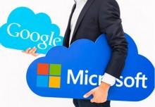 Google với Microsoft