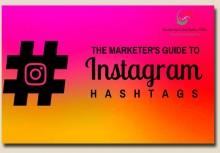 Hashtag Instagram Là Gì ? Những Hashtag Nhận Được Nhiều Lượt Theo Dõi Nhất ??