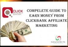 CLICKBANK Là Gì ? Cách Kiếm Tiền Với Clickbank Chi Tiết Nhất