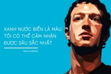 Mạng Xã Hội Facebook Với Màu Chủ Đạo Là Xanh Dương