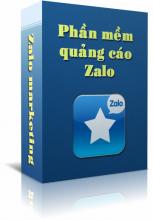 Phần mềm quảng cáo Zalo