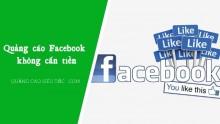 Làm thế nào khi tài khoản quảng cáo Facebook không cắn tiền?
