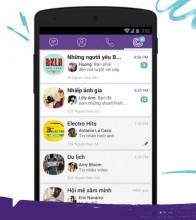 Viber quảng cáo tính năng mới