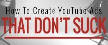 12 chiến lược đẩy mạnh video quảng cáo Youtube