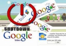 Sản phẩm bị Google khai tử