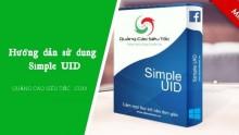 Hướng dẫn lấy dữ liệu mail, sdt dữ liệu khách hàng bằng Simple UID