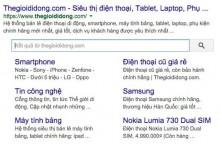 Sitelinks Search Box Là Gì? Hiển Thị Khung Tìm Kiếm Như Thế Nào?