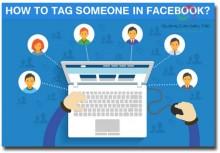 Làm thế nào để tag bạn bè trên Facebook?