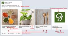 Quảng cáo Multi – Product Facebook
