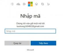 Hướng Dẫn Cách Đăng Ký Tạo Tài Khoản Microsoft