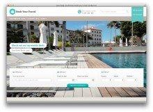 Thiết Kế Website Khách Sạn CHUYÊN NGHIỆP | Đẹp Như Ý