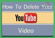 Cách XÓA VIDEO trên YOUTUBE trong vài thao tác