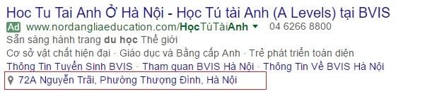 TIỆN ÍCH MỞ RỘNG Là Gì? Những Tiện Ích Được Phổ Biến Trong Google Adwords