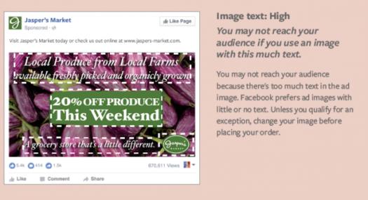 Tìm Hiểu Chính Sách Hình Ảnh Mới Khi Quảng Cáo Facebook