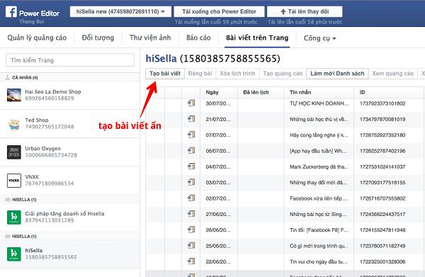 Tìm Hiểu Về Bài Viết Ẩn Trên Facebook