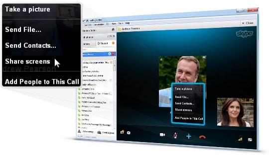 Những Tính Năng Bí Mật Bí Mật Thú Vị Trên Skype(P1)