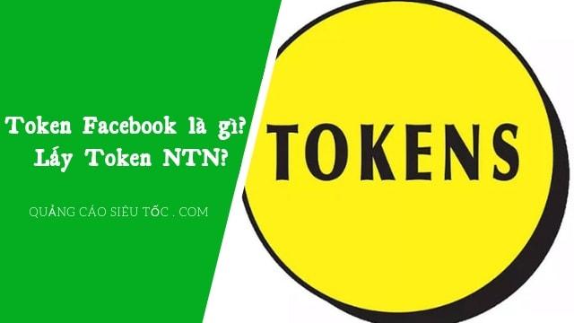 lấy token fb