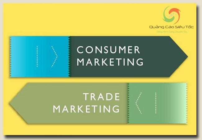 Trade marketing là gì ? Nó khác gì với marketing tiêu dùng
