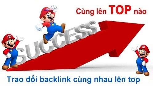trao đổi backlink