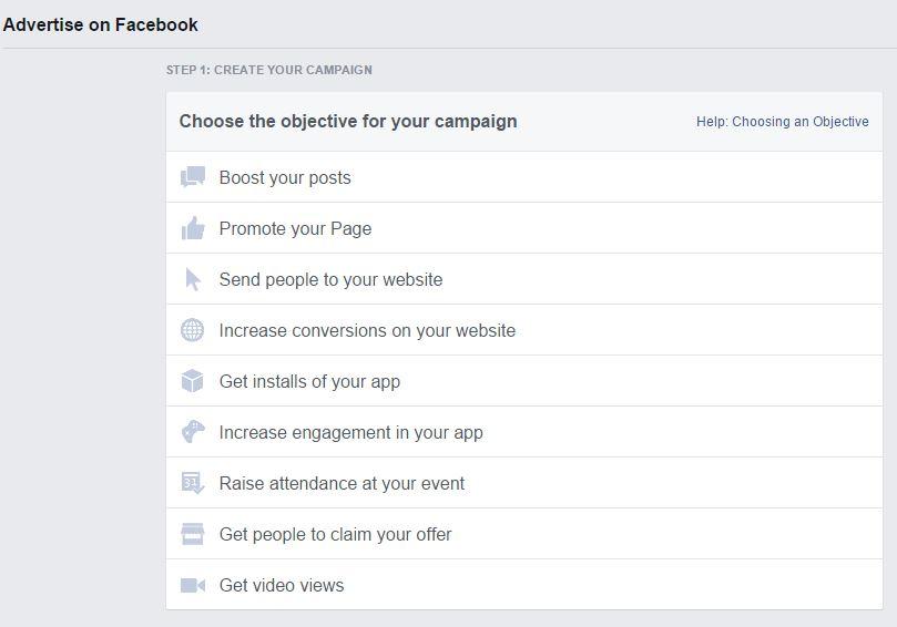 Triển Khai Chiến Dịch Quảng Cáo Facebook