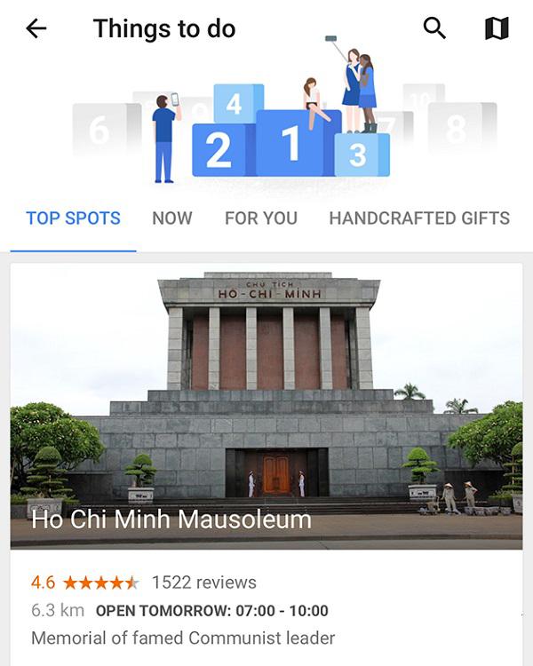 Ứng Dụng Google Trip - App Dành Cho Những Chuyến Đi