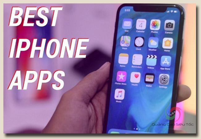 ứng dụng hay cho iphone năm 2018