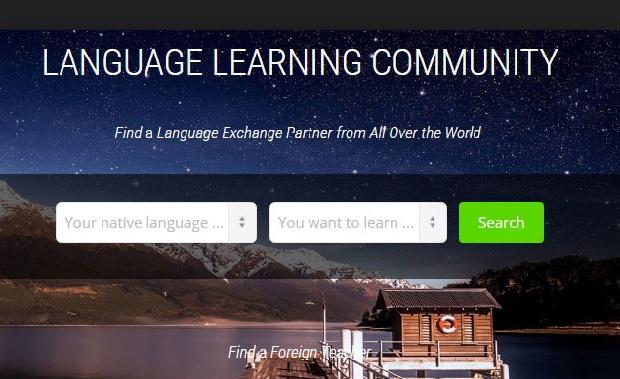 Ứng dụng kết bạn với người nước ngoài Fluentland hỗ trợ học ngôn ngữ mới
