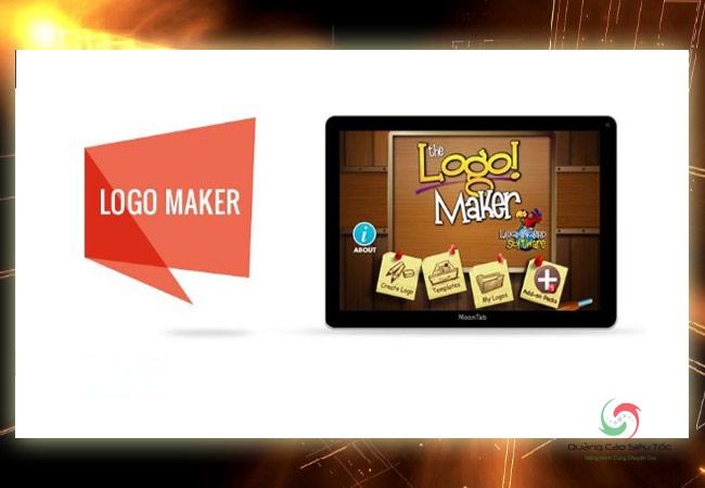 Ứng dụng thiết kế Logo LogoMaker