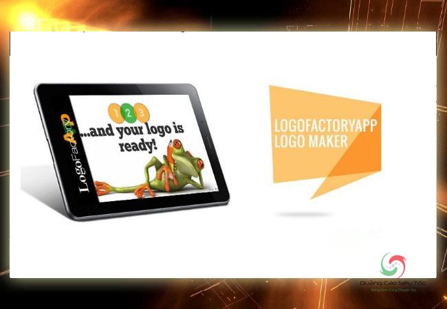 Ứng dụng thiết kế Logo LogoFactoryApp