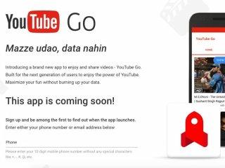 Ứng Dụng Youtube Go Vừa Được Công Bố Tại Ấn Độ