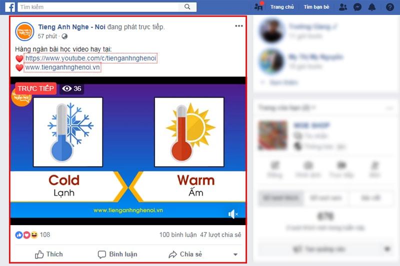 Live stream là gì ? Làm thế nào để phát stream trên Facebook